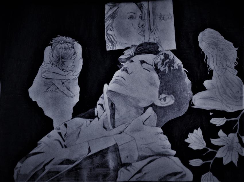 Dimash Kudaibergen by JennaM